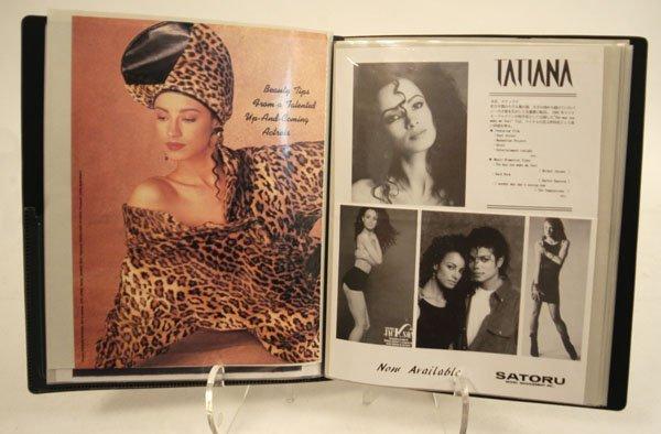 830: Tatiana Thumbtzen Publicity Collection