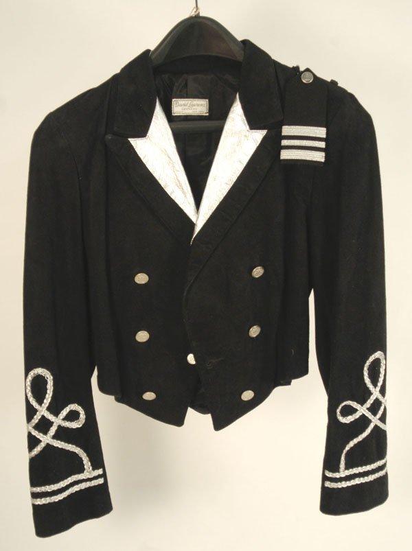 989: Michael Jackson's Black Suede Bolero Jacket