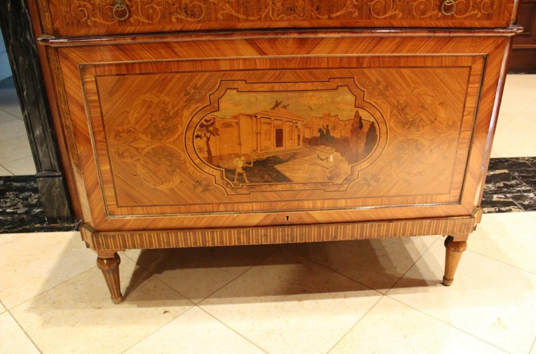 19th Century Italian Louis XVI Style Commode - 3