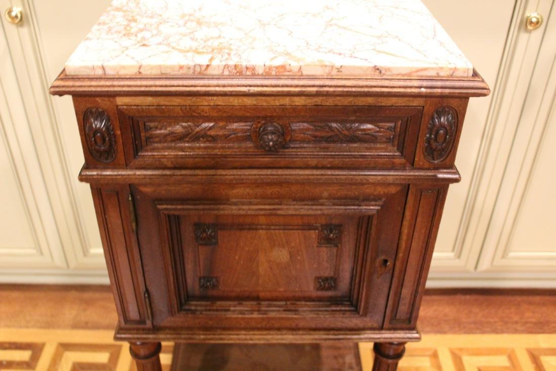 Louis XVI Style Nightstand - 2