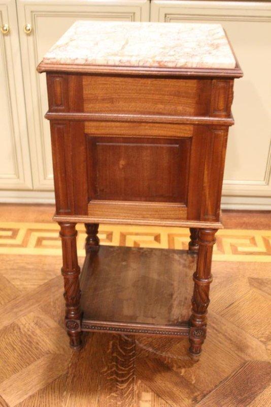 Louis XVI Style Nightstand - 3