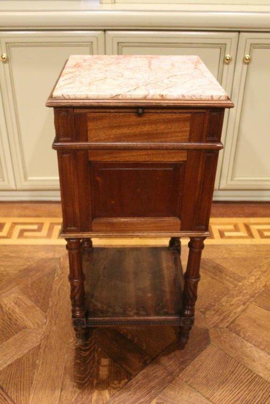 Louis XVI Style Nightstand - 4