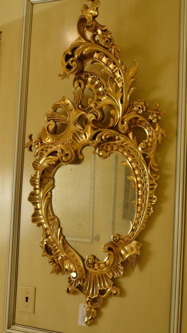 Louis XV Style Mirror - 3
