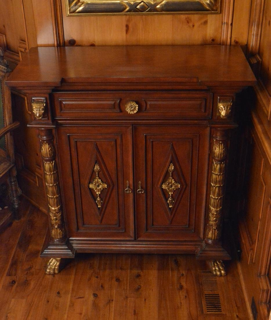 Pair of Directoire Style Cabinets - 2