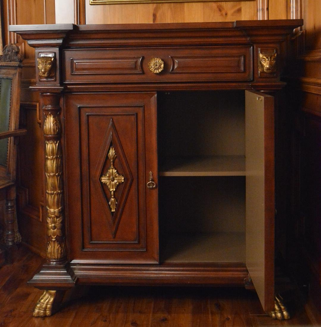 Pair of Directoire Style Cabinets - 3