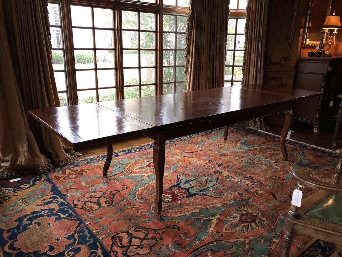 Alderwood Decorator Dining Table - 5