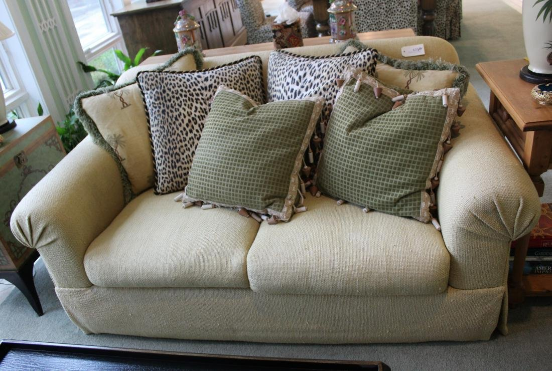 Pair of Decorator Sofas