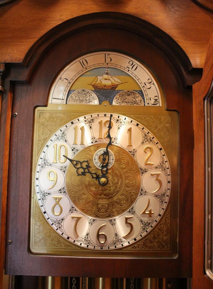 West German Tall Case Clock - 2