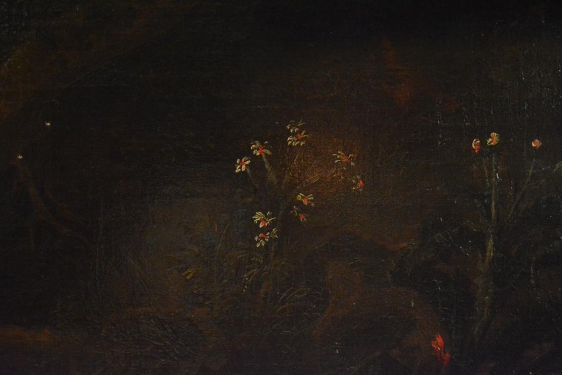 Oil. Dancers in Landscape - 3