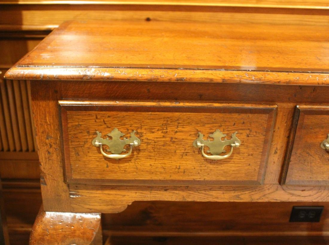 Queen Anne Style Sideboard - 3