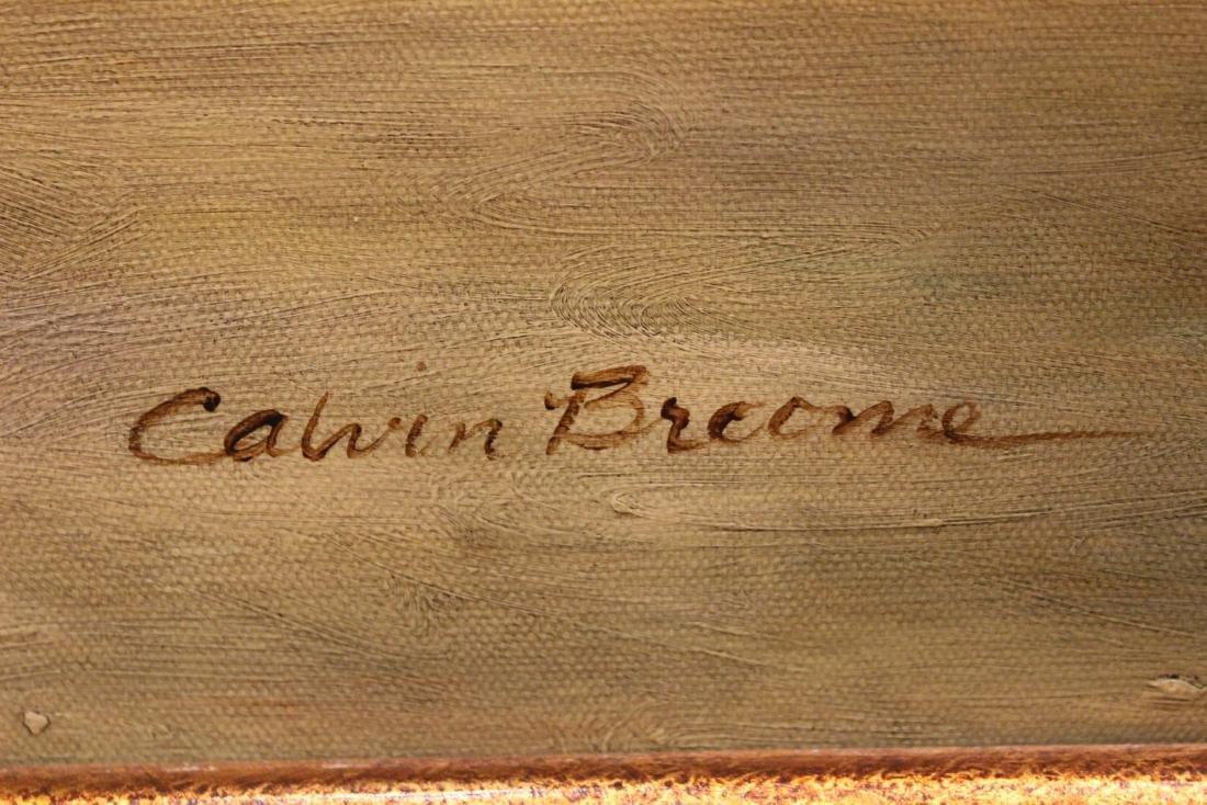 Calvin Broome, Oil. Young Boys - 3