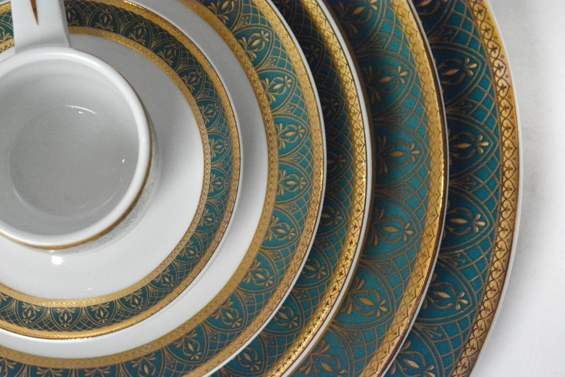 Moroccan China (196 Pieces ) - 3