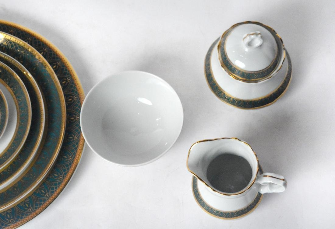 Moroccan China (196 Pieces ) - 6