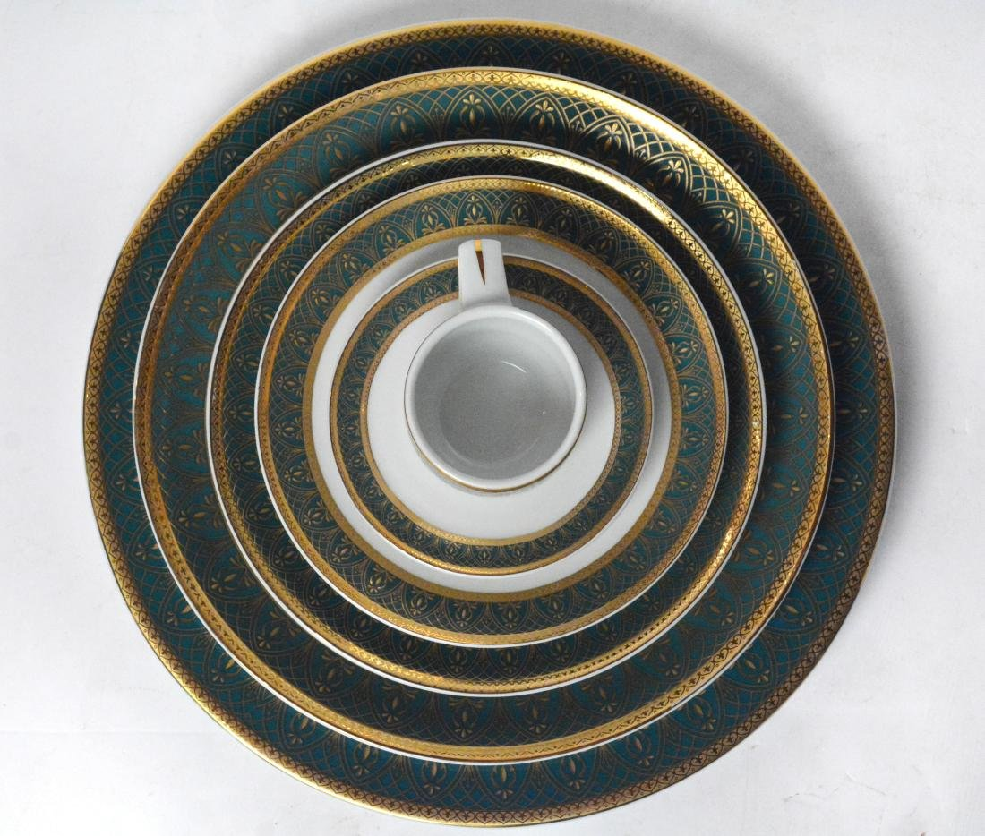 Moroccan China (98 Pieces) - 4