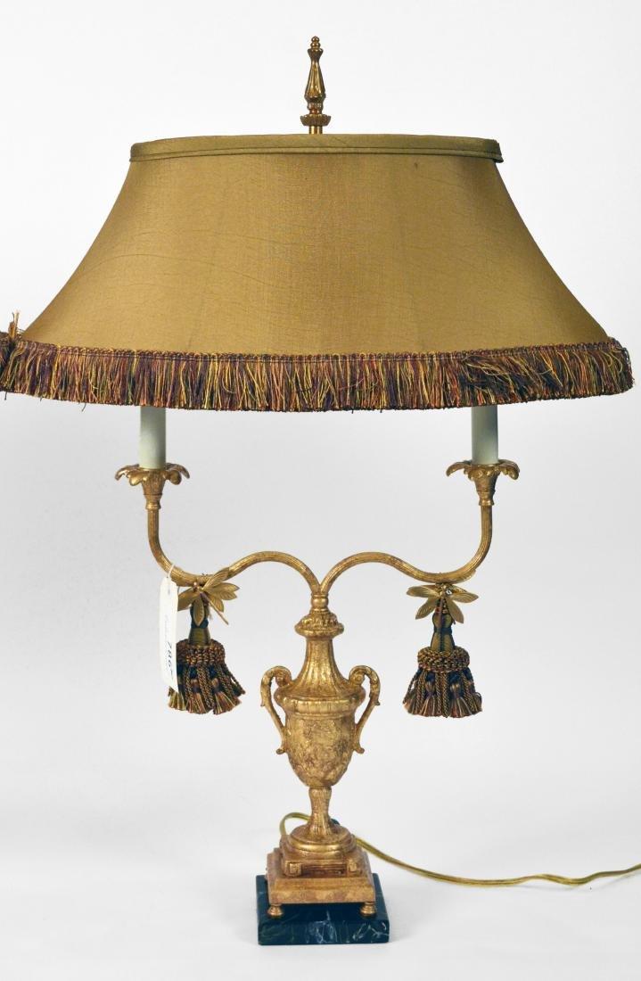 Pair of Frederick Cooper Classical Lamps - 2