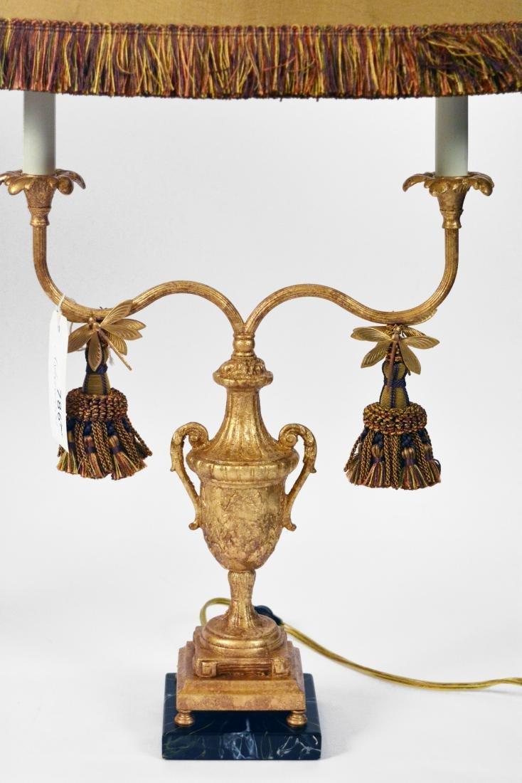 Pair of Frederick Cooper Classical Lamps - 3