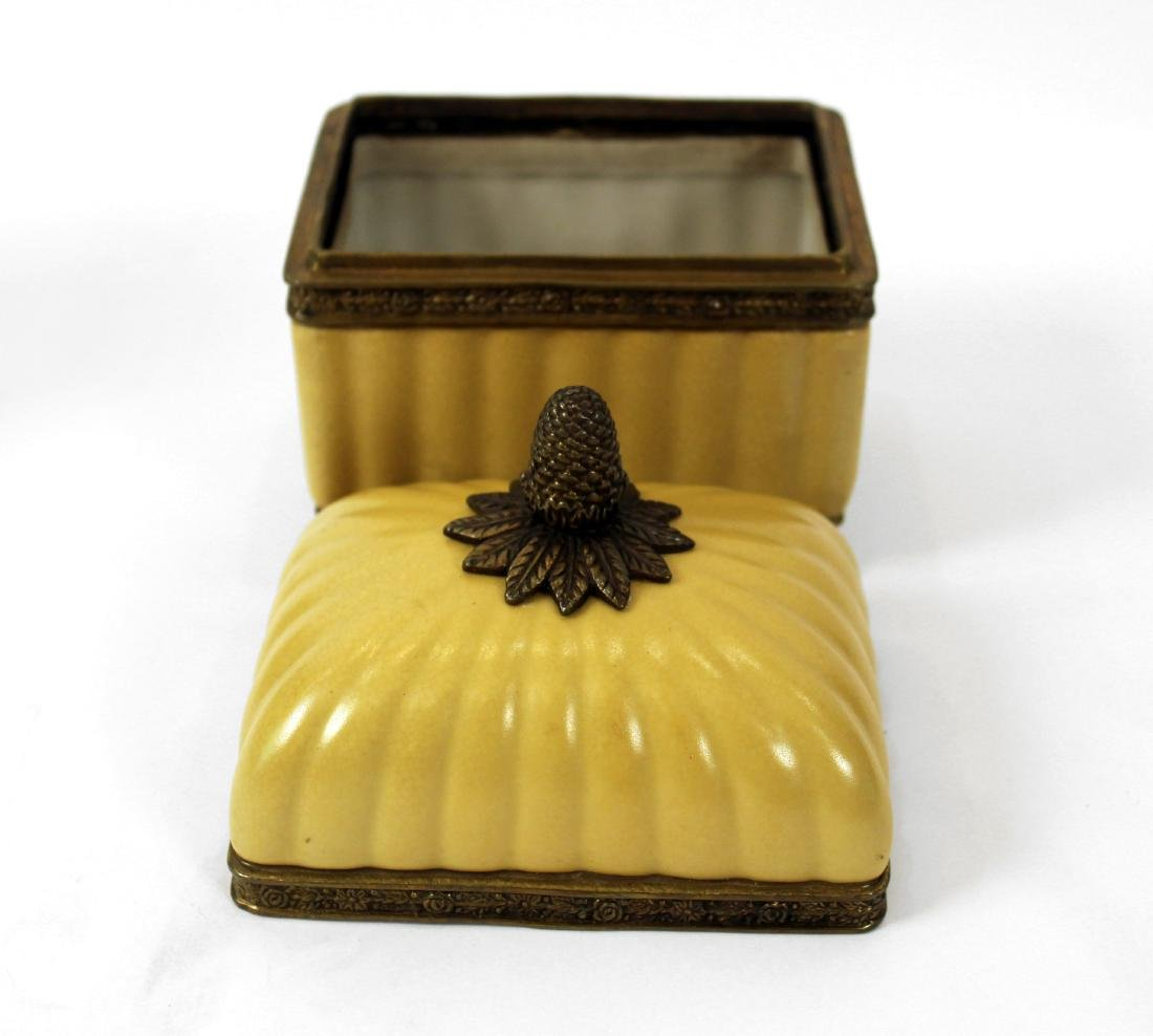 Pair of French Style Dresser Boxes - 2