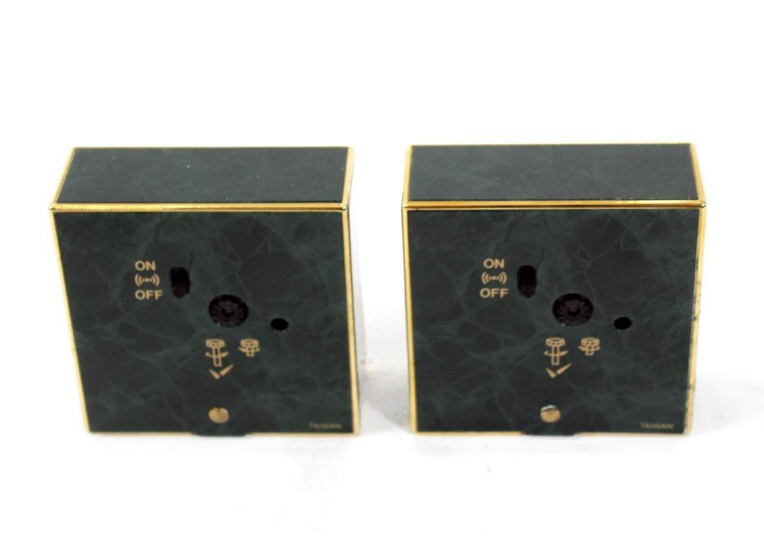 Two Gumps Quartz Alarm Clocks - 2