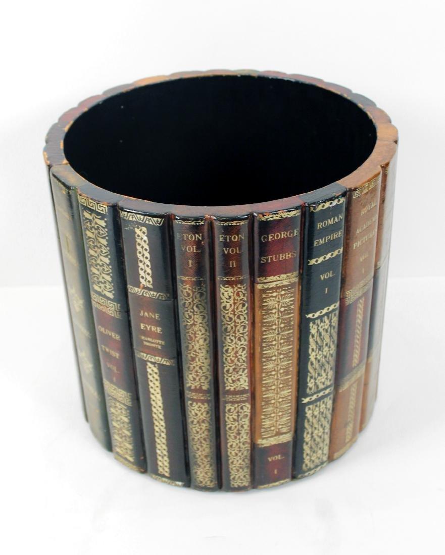 Bibliophile's Waste Basket