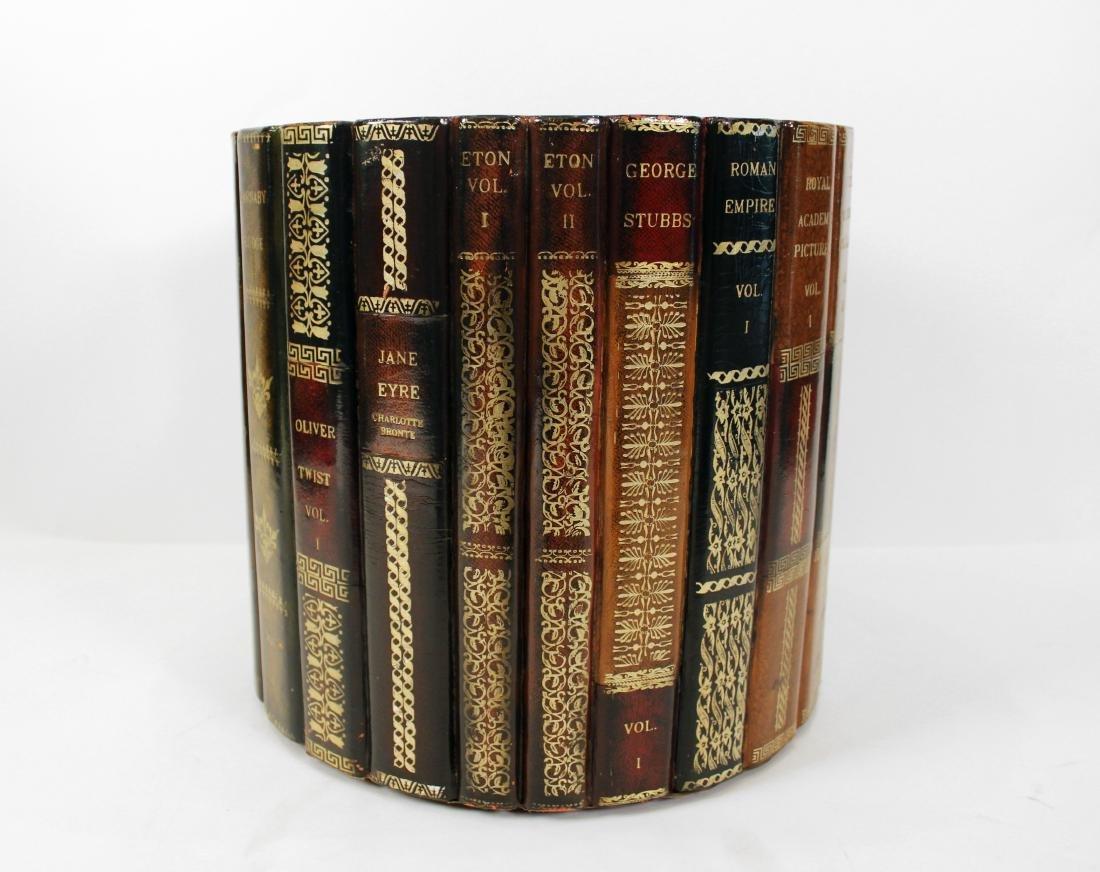 Bibliophile's Waste Basket - 2