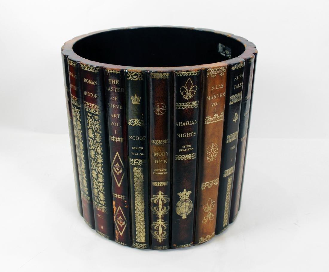 Bibliophile's Waste Basket - 3
