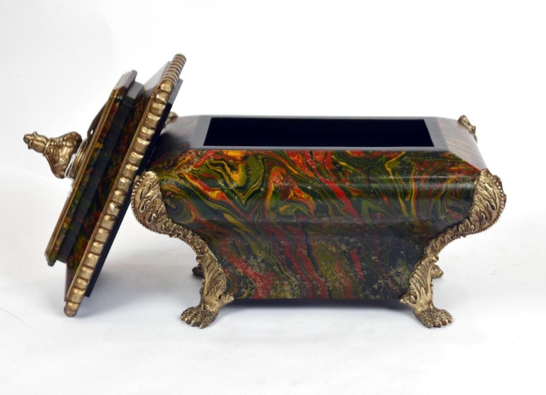 Marbleized Box - 3