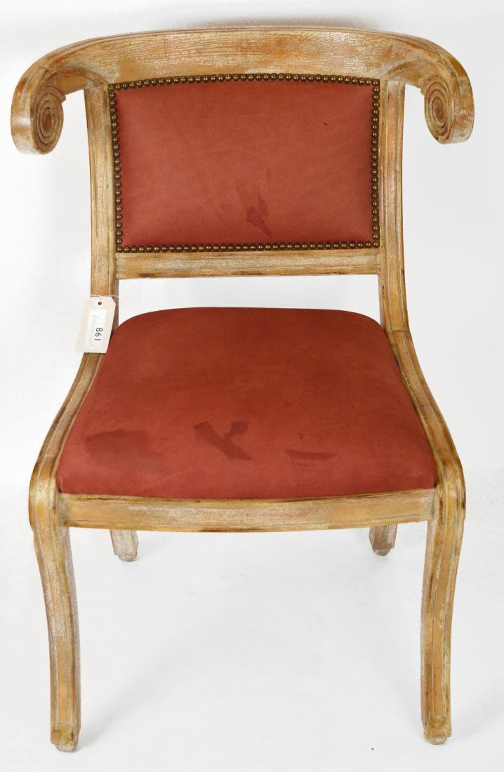 Directoire Style Side Chair