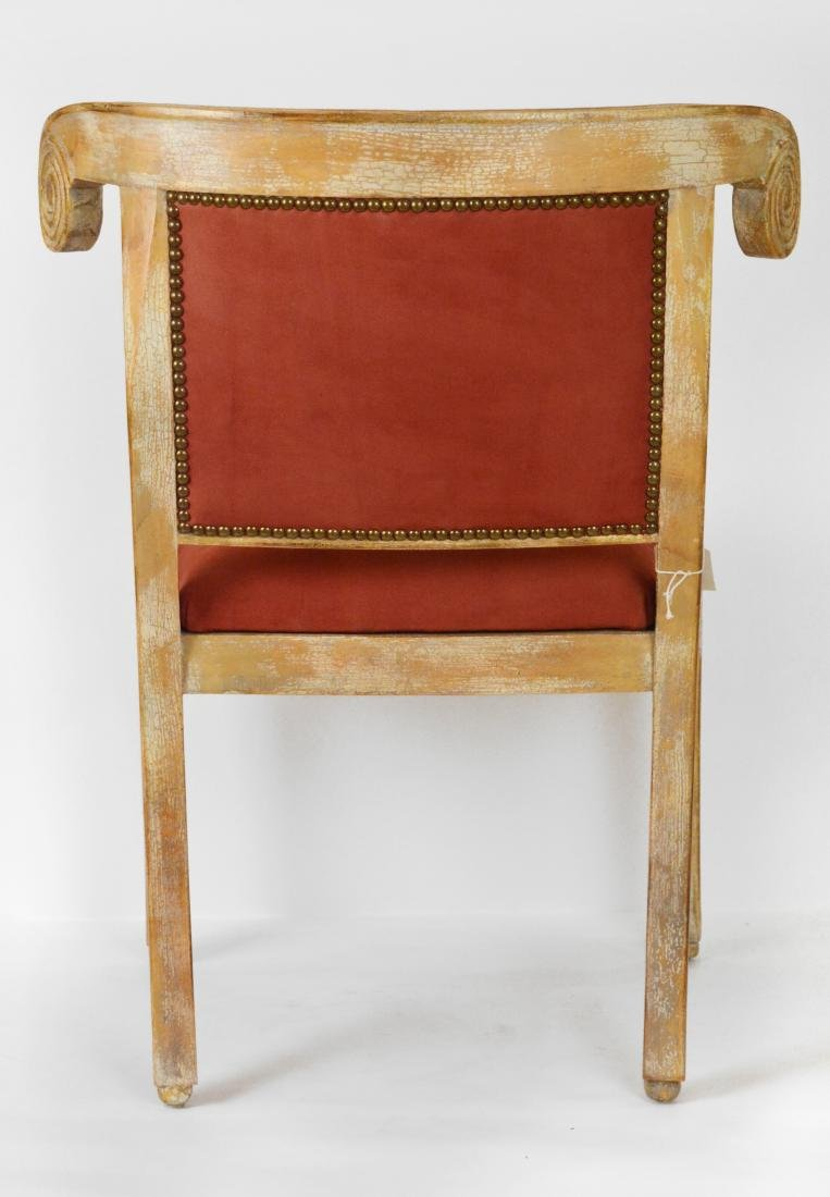 Directoire Style Side Chair - 3