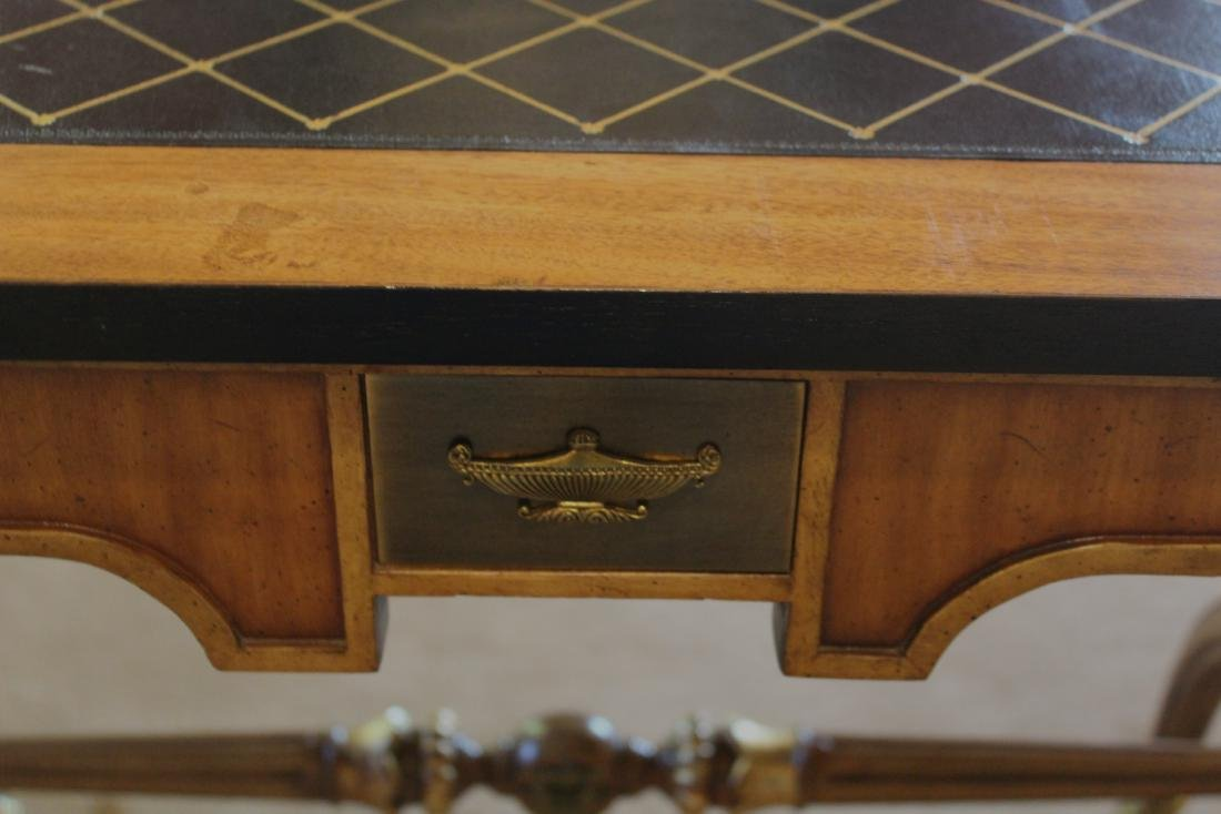 Rosewood Decorator Table in the Charles X Style - 3