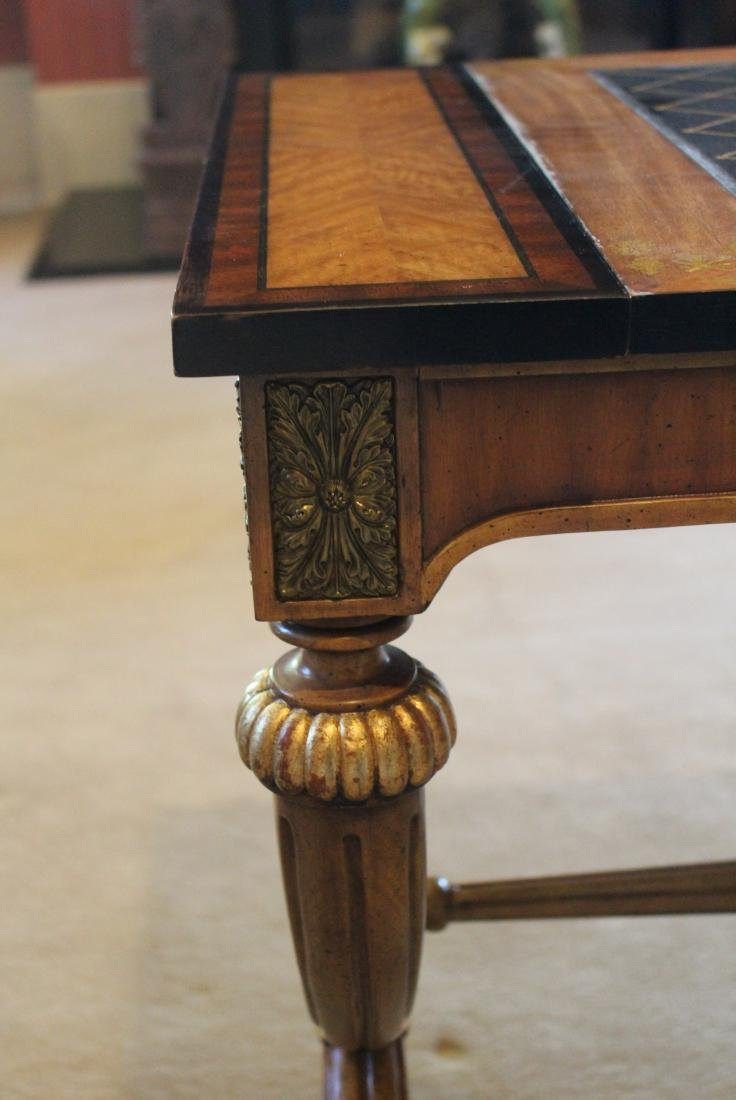 Rosewood Decorator Table in the Charles X Style - 4