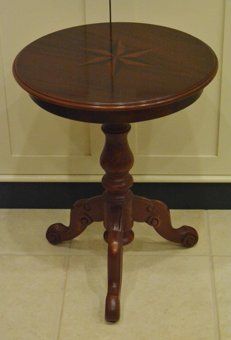 Directoire Style Side Table