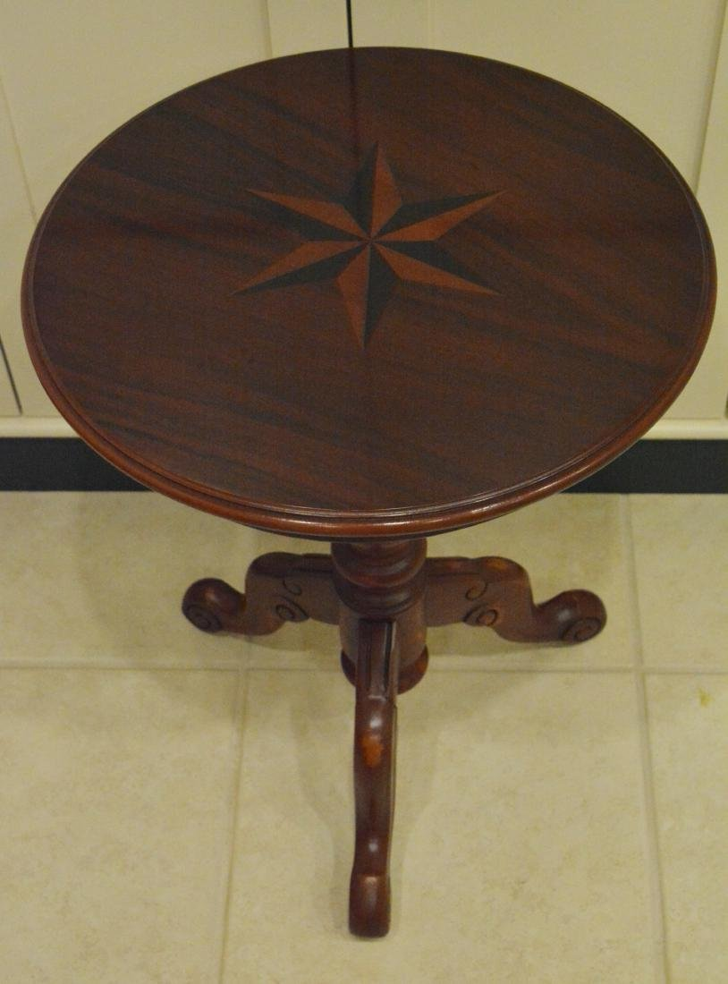Directoire Style Side Table - 3