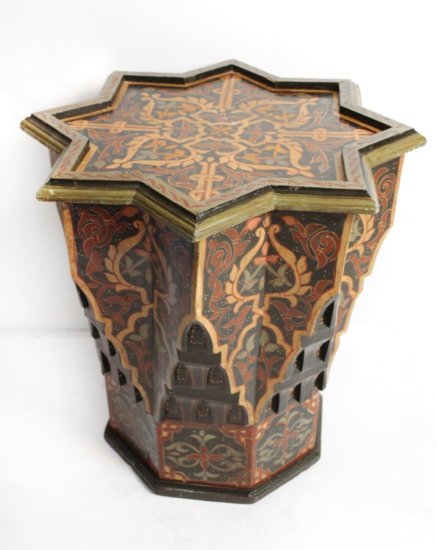 Three Moroccan Occasional Tables - 2