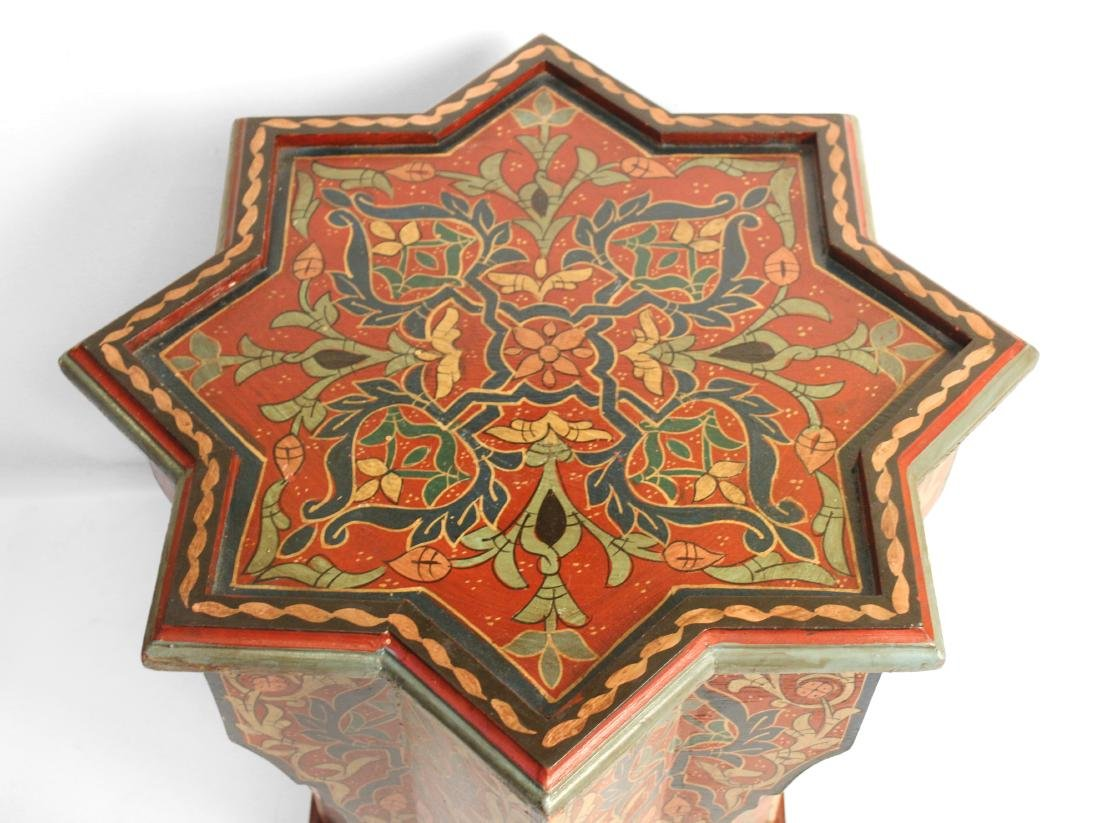 Three Moroccan Occasional Tables - 5