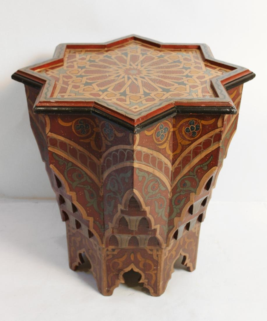 Three Moroccan Occasional Tables - 6
