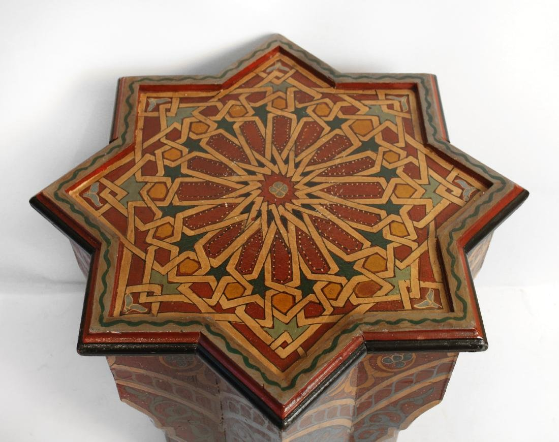 Three Moroccan Occasional Tables - 7