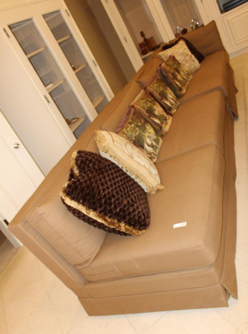Pair Decorator Sofas