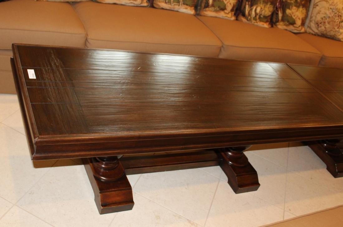 Pair Coffee Tables - 3
