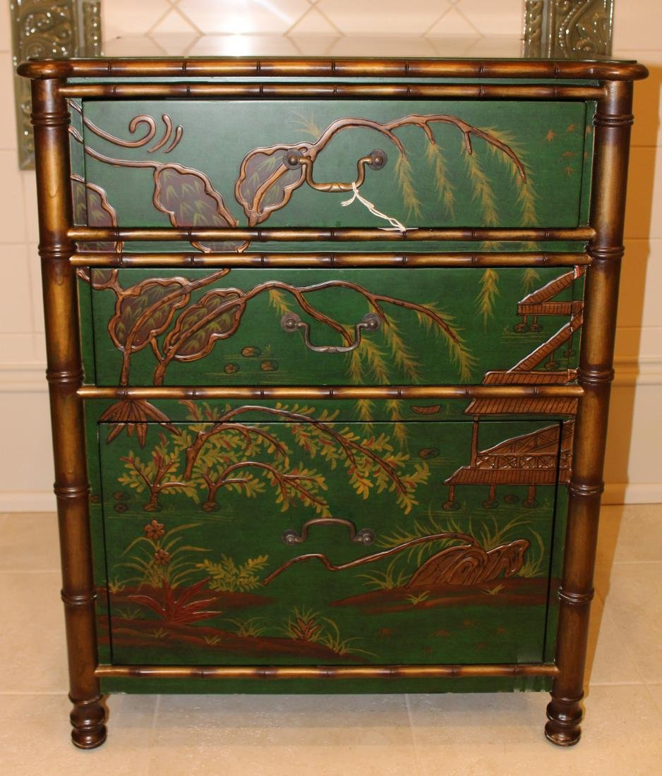 Pair of Asian Style Dressers
