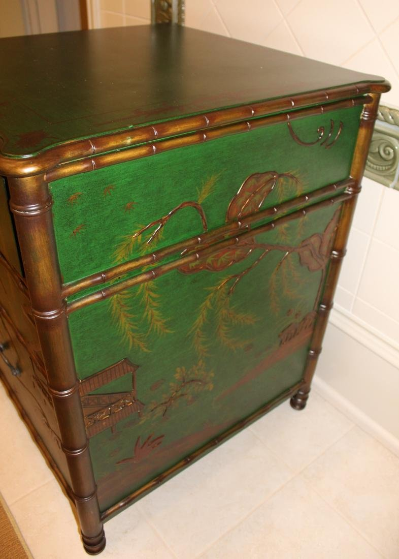 Pair of Asian Style Dressers - 3