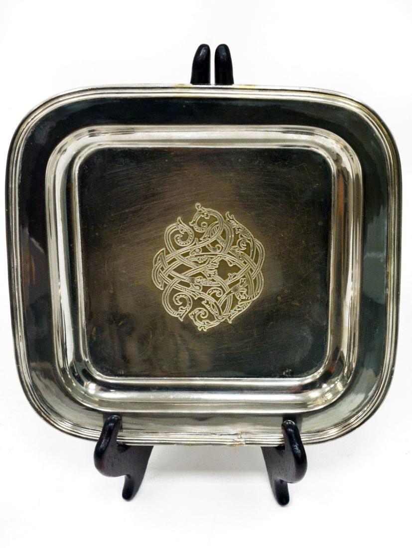 Rectangular Silver Dishes (3) - 2