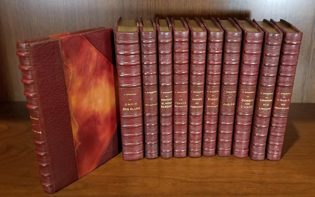 A. Giradoux Novels - 2