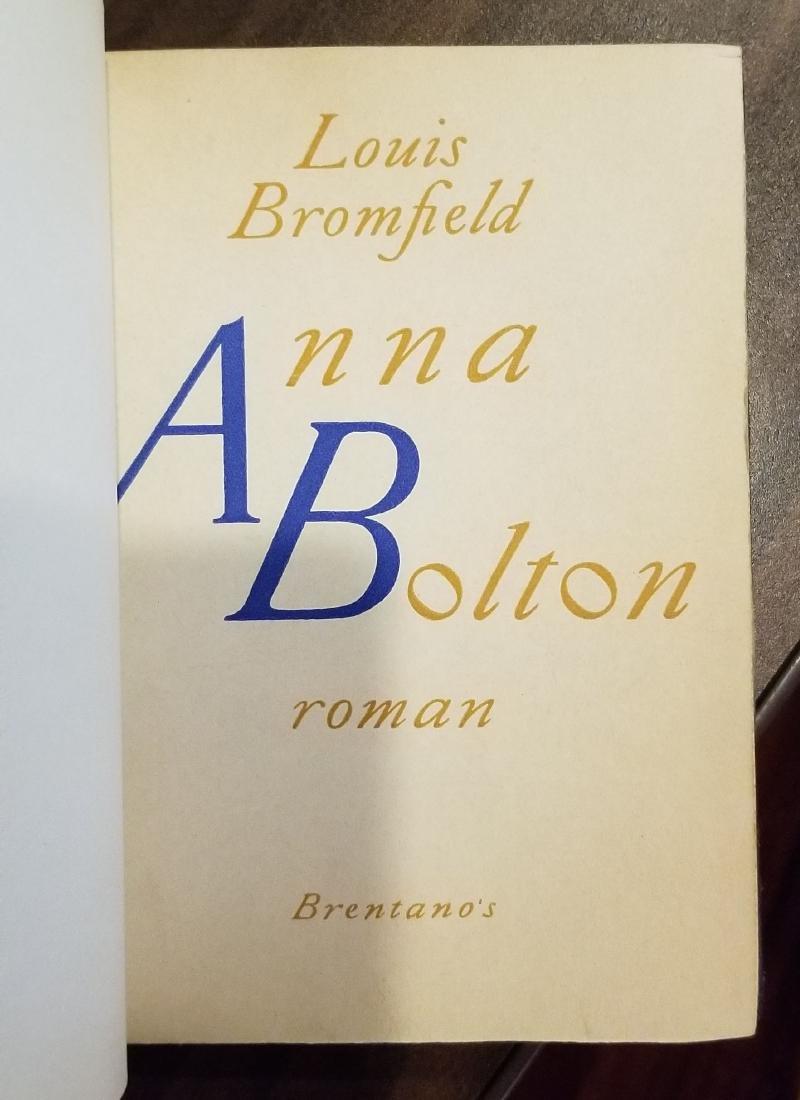 Decorative Leather Bound Books (11) - 5