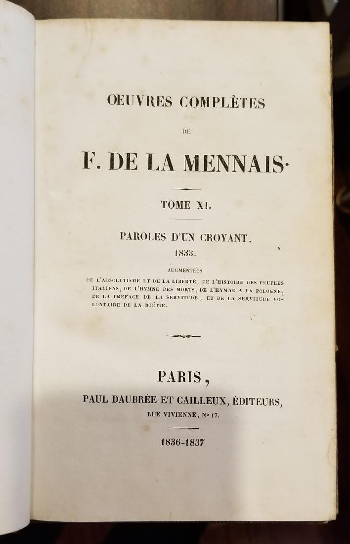 Decorative French Leather Bound Books (9) - 9