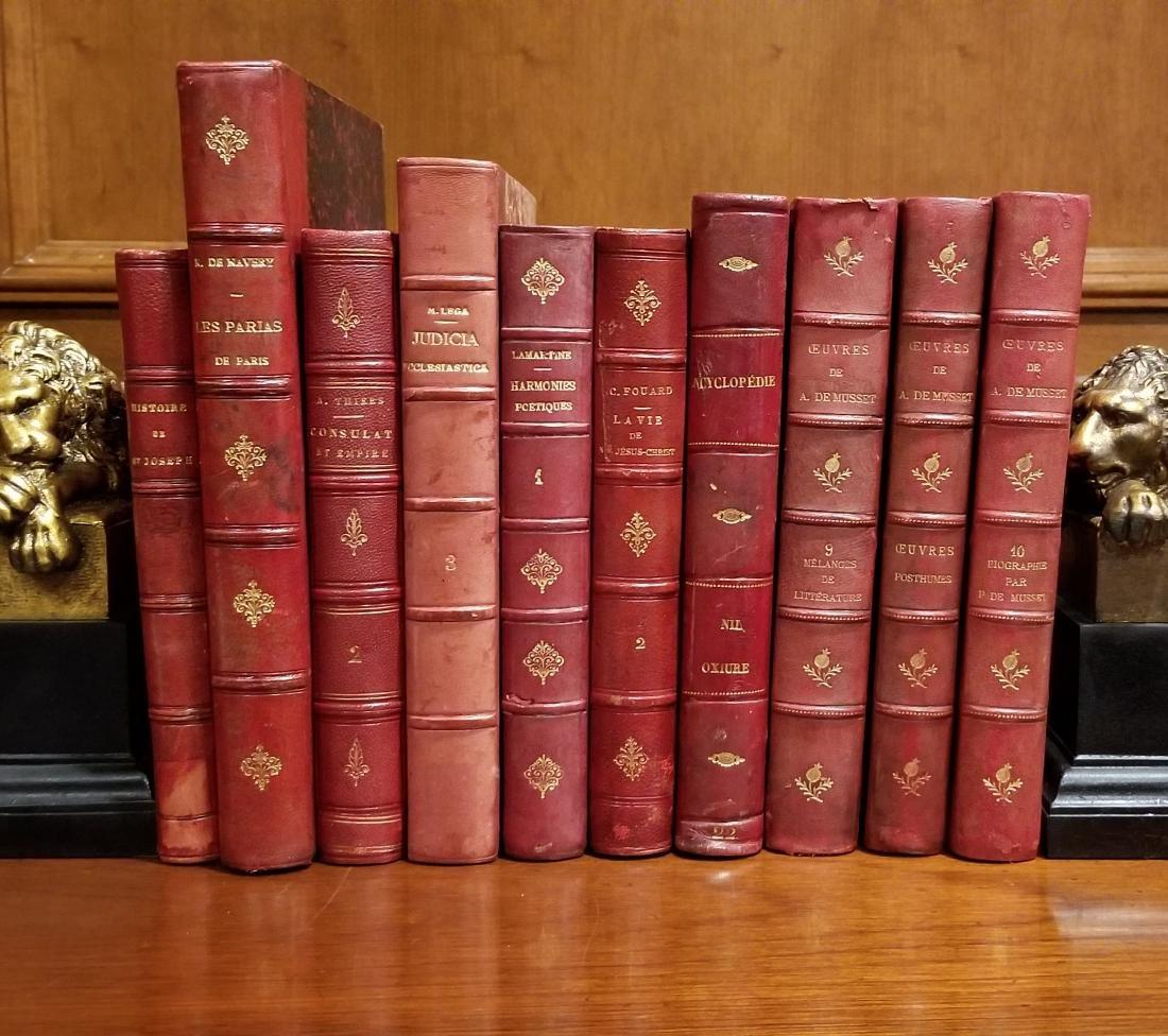 Decorative Leather Bound Books (11)
