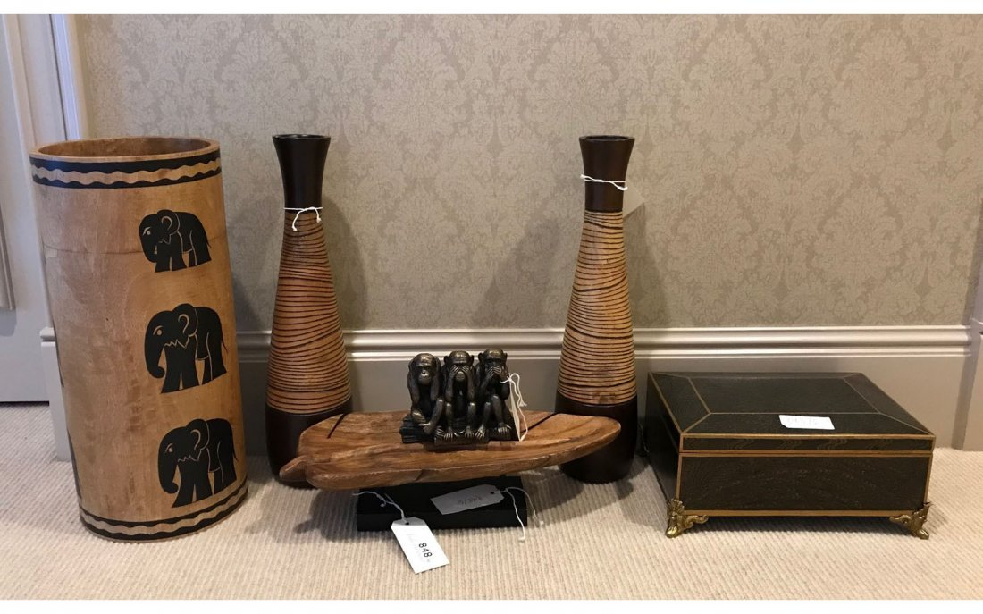 African Decorative Objects (6)