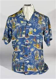 John F. Kennedy Hawaiian Shirt