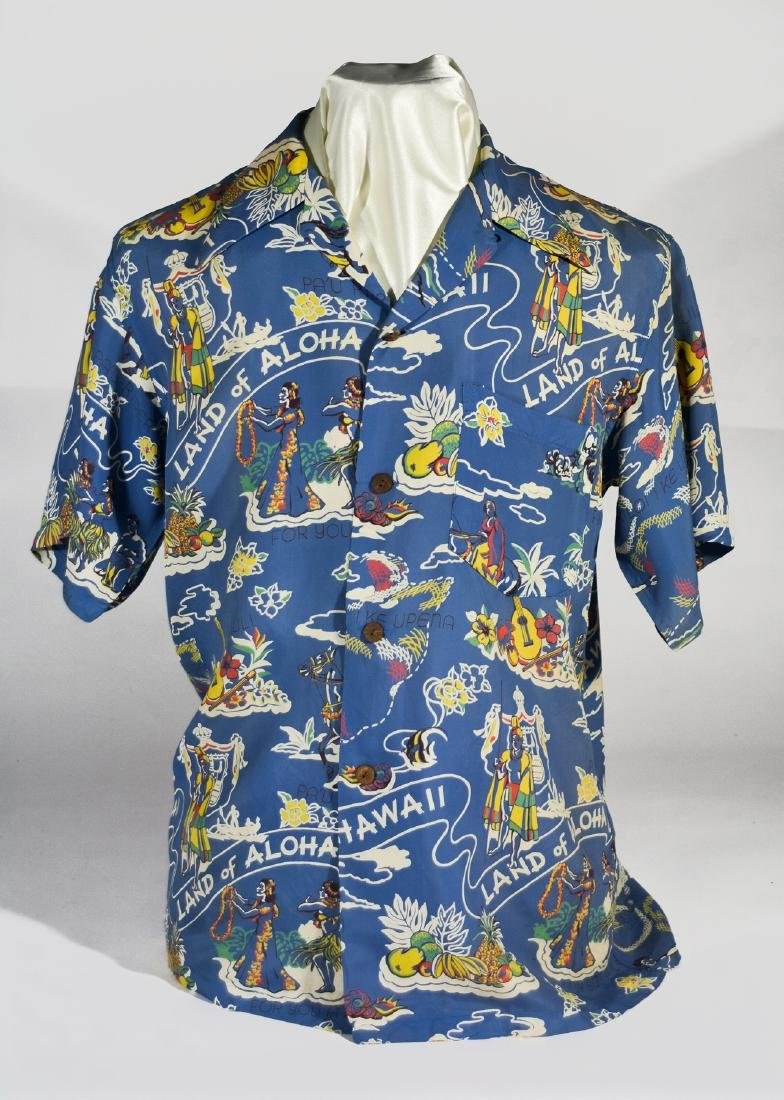 John F. Kennedy Hawaiian Shirt