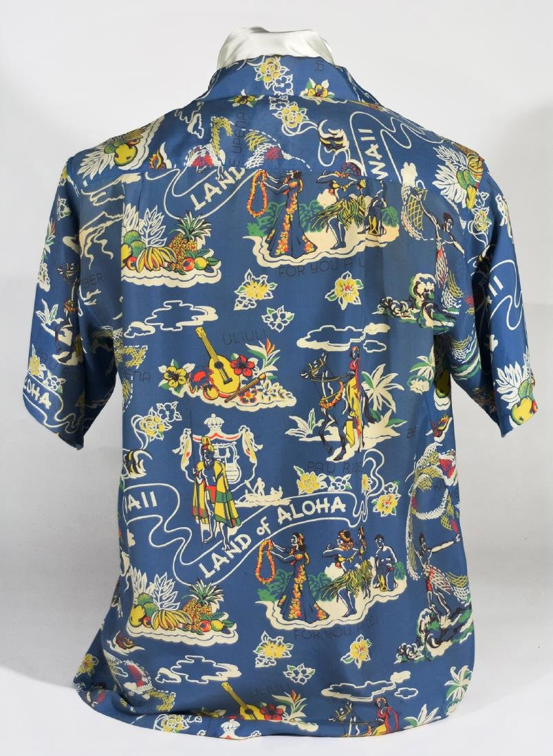 John F. Kennedy Hawaiian Shirt - 2