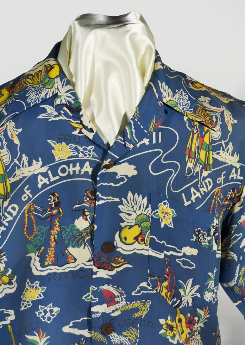 John F. Kennedy Hawaiian Shirt - 3